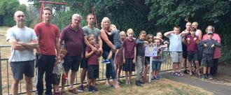 Saving St Aldhelm's Play Park