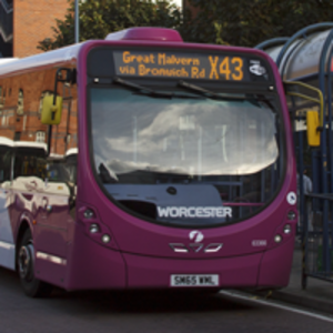 Stop First Bus from carrying out devastating cuts to timetables in South Worcestershire