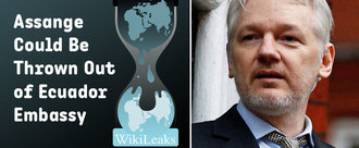 Prevent the UK Extradition of Julian Assange to America