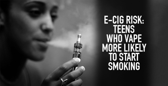 E-cigarettes are a health risk, help pass new anti-smoking laws