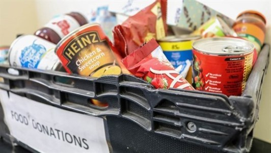 The Government must provide emergency funding to foodbanks