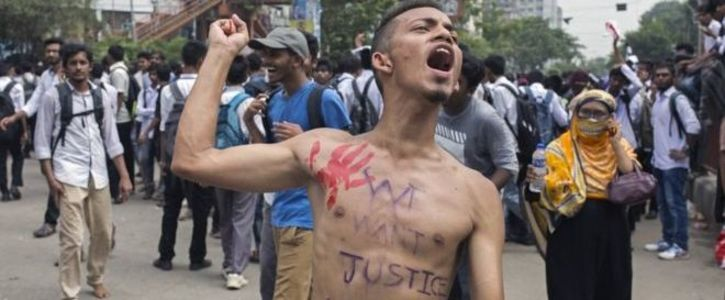 Condemn State Violence Against Student Protesters in Bangladesh