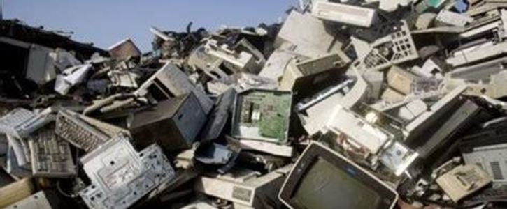 Guarantee the proper recycling and reuse of used electronic items