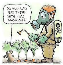 Stop spraying glyphosate herbicides on our communal gardens and land