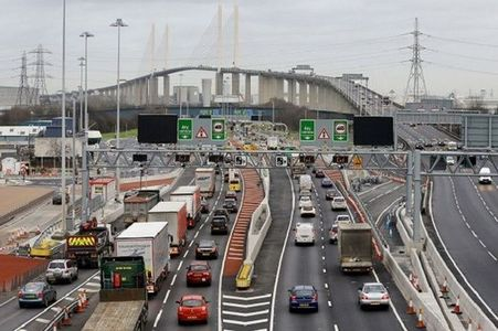 Dartford Crossing Price increase