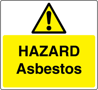 Support a ban on use of asbestos material.