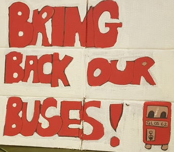 Save Dursley's 62 bus service!