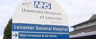 Save services at Leicester General Hospital