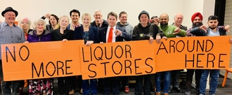 Safer Three Kings: No More Bottle Stores