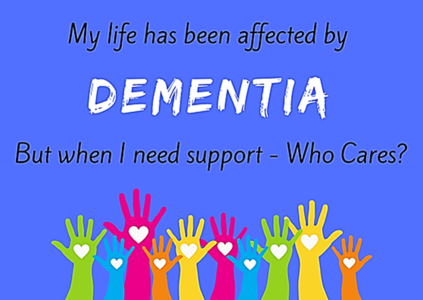 Dementia Carers Need More Support!