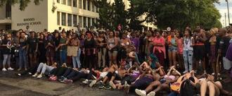 We demand a Sexual Offences Unit at Rhodes University!
