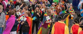 Support Inverness Gay Pride and the LGBTQI community