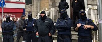 Take Action Against Masked Gardaí & Private Security Forcibly Removing Housing Activists!