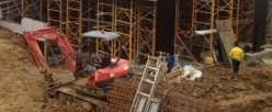 Stop radio and loud music in construction sites