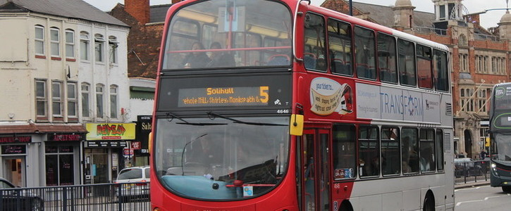 Reinstate the Number 5 bus to its original route
