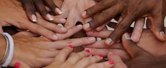 Header multicultural hands together group 2000x640