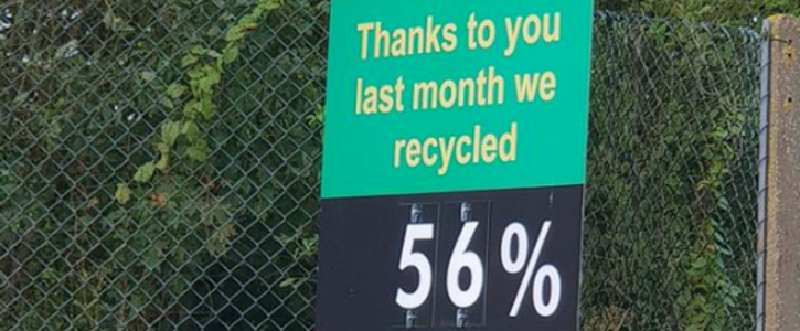 STOP THE CLOSURE OF OUR RECYCLING CENTRES