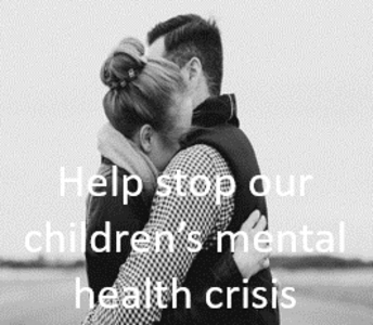 Help stop our children's mental health crisis