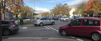 Sensible parking restrictions in Grantown-on-Spey