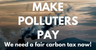Make polluters pay
