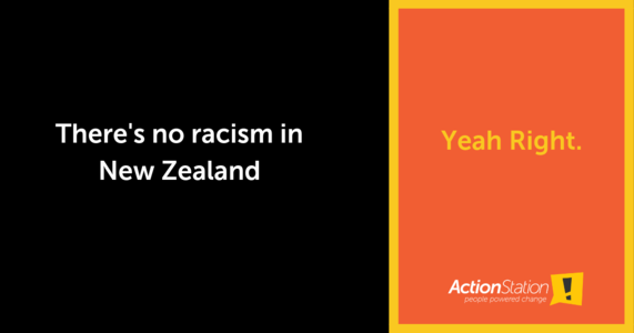 Take action to end institutional racism in New Zealand