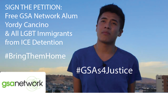 Release GSA Network alum and all LGBT youth from ICE detention