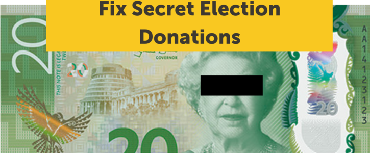 Fix Political Donations