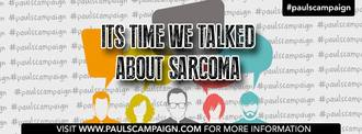 sarcoma (The forgotten cancer) awareness, research & treatment