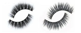 Ban mink hair false eyelashes