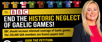 End the historic neglect of Gaelic Games