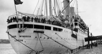 Stop the Windrush generation from being deported