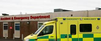Save the William Harvey A&E