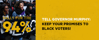 Keep Your Promises to Black Voters!