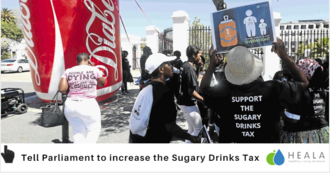Parliament wants feedback on the mini-budget, tell them to increase the sugary drinks tax to 20%
