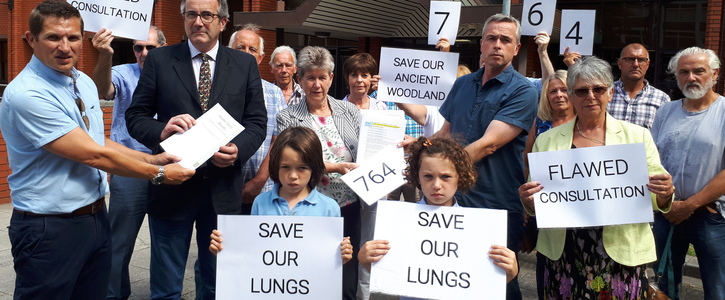 Keep Diesel Pollution Out Of The Ely Valley