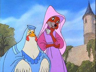 Maid Marian Marry Me