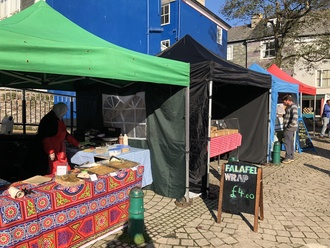 Save Totnes Sunday Good Food Market