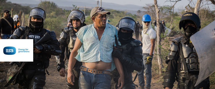 Blood Coal: End the ESB's support of community displacement and exploitation in Colombia