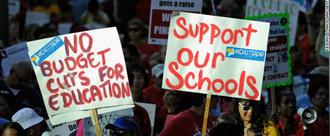 More Funding for Schools