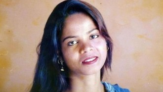 Offer Asia Bibi asylum in the uk