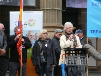 Time for Positive Ageing Action By Victorian Government Now!