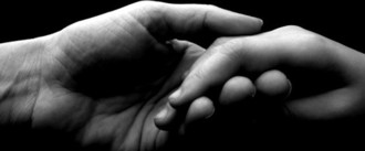 Compassion hands