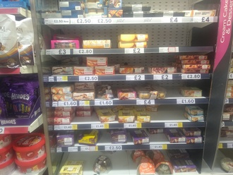 Tesco please offer puddings without palm oil