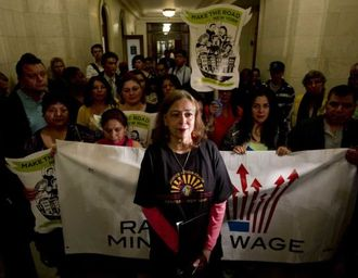 Raise New York's Minimum Wage