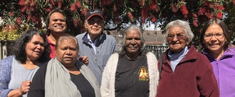 Noongar elders
