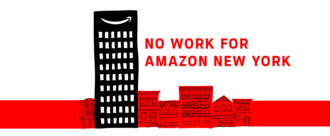 No Work for Amazon New York