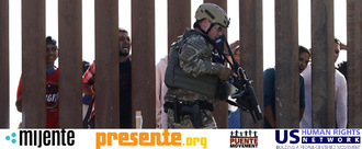 Ap border military presente