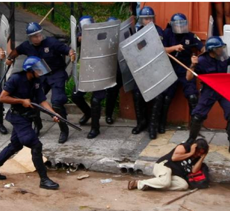 Eliminate brutality in the Police Force