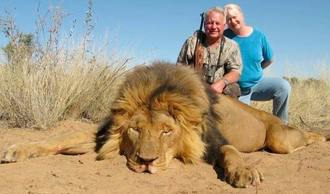 Ban the import of hunting trophies from threatened species