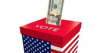 End outside money in elections